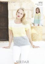 Ladies Double Knit Summer Tops